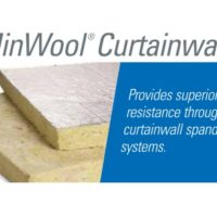 Curtainwall insulation