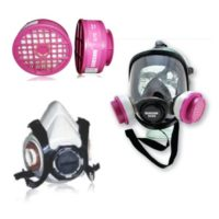 Gloves & Respirators
